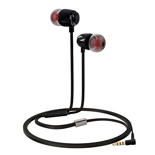 (Sunorm ME951 Noise Cancelling Earphones with Microphone, In-Ear Headphones with Volume Control, Tangle Free Earbuds for Apple, iPhone, Samsung(Black Earbuds)) Can be viewed at http://best-headphones-review.com/product/sunorm-me951-noise-cancelling-earphones-with-microphone-in-ear-headphones-with-volume-control-tangle-free-earbuds-for-apple-iphone-samsung-black-earbuds/  Are you looking for small but exquisite, high-quality but within your means headphones? Sunorm ME951 Ear