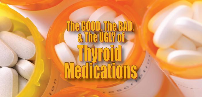 how to take your thyroid medication