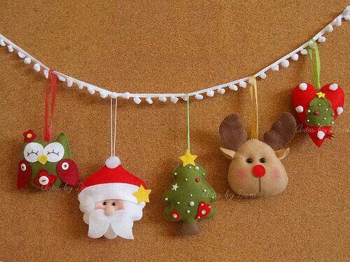 Personajes navideños