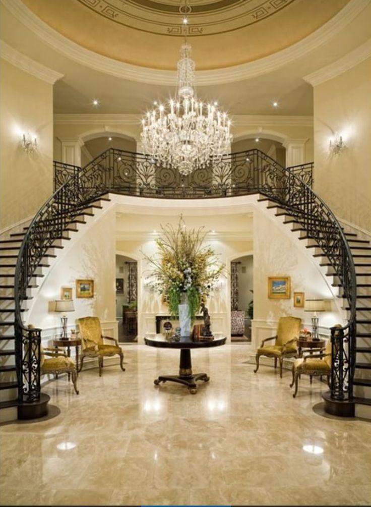 Best 25 Grand Entrance Ideas On Pinterest: 17 Best Images About Foyers N Entryways On Pinterest