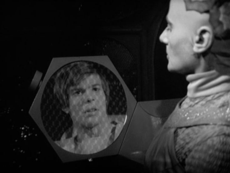 Out of the Unknown S02E01 The Machine Stops (1966-10-06). Michael Gothard, Yvonne Mitchell.