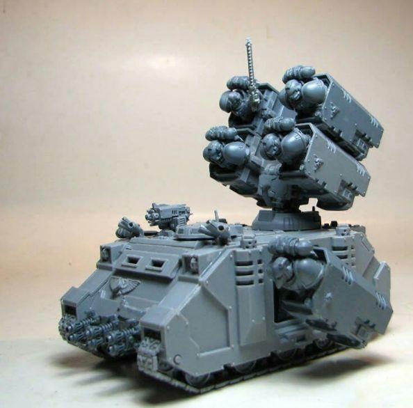 Warhammer 40k | Space Marines Rhino Conversion http://wellofeternitypl.blogspot.com #warhammer #40k #40000 #wh40k #wh40000 #warhammer40k #gw #gamesworkshop #wellofeternity #miniatures #wargaming #hobby #tabletop