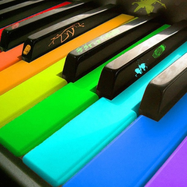 how to play rainbow connection on piano