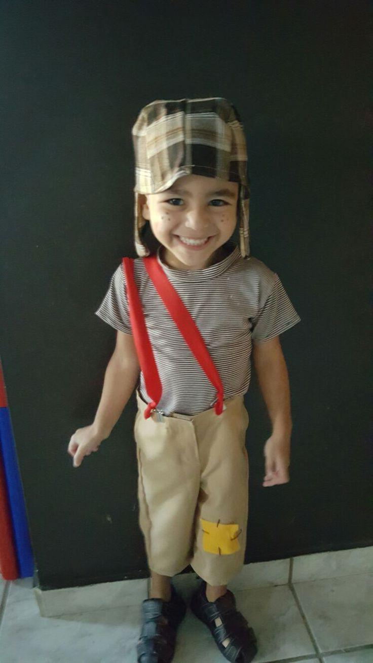 Disfraz del Chavo del 8 | Mexican halloween costume, Nerd ...