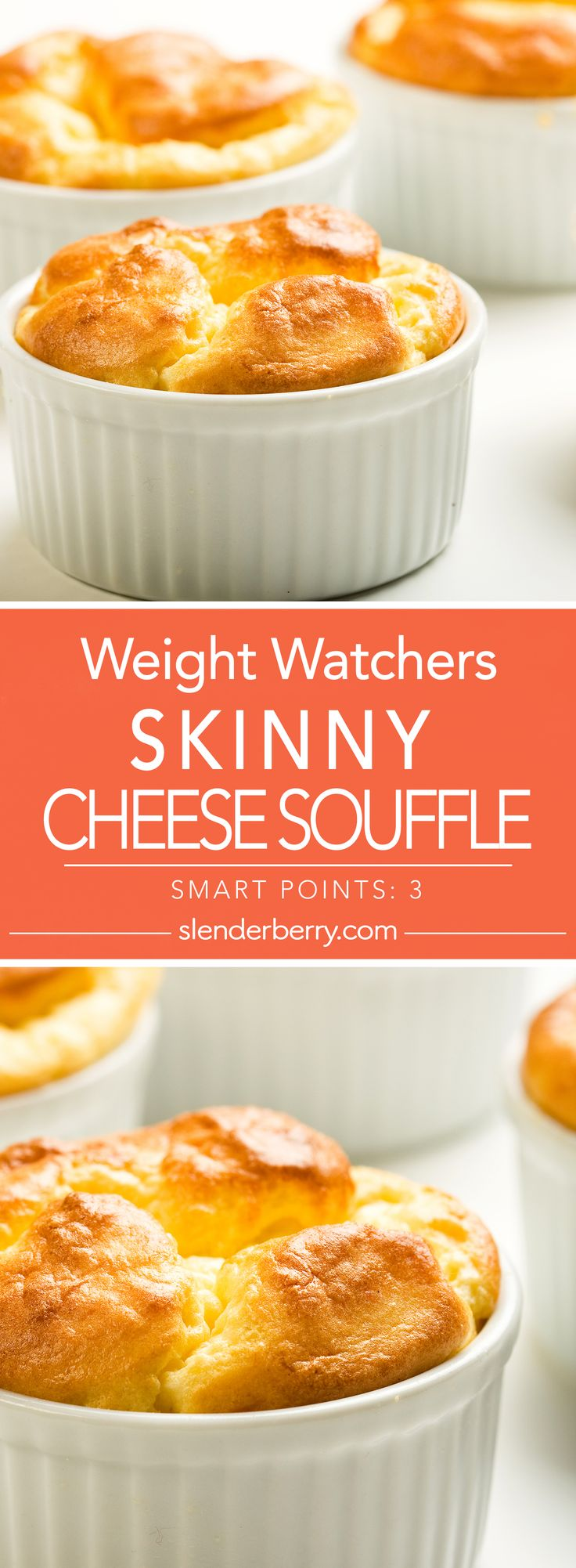 Weight Watchers Skinny Cheese Souffle Recipe - 3 Smart Points