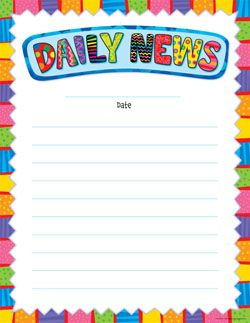 Daily News Poster Chart