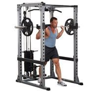 Body-Solid Power Rack GPR378 W/Flooring