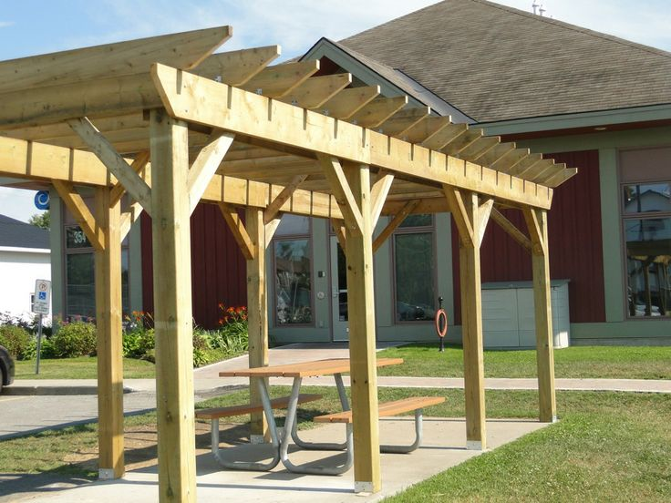 70 Best Images About Gazebos And Pergolas On Pinterest