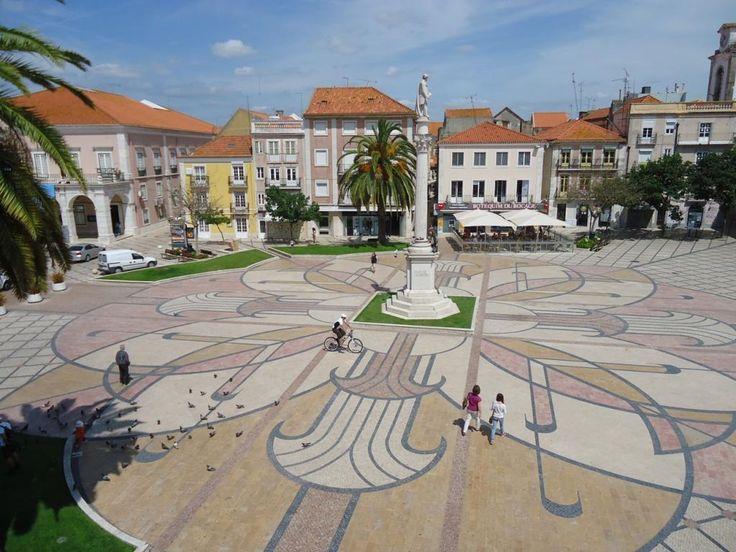 Praça do Bocage - Setúbal