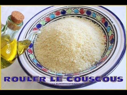 ▶ Comment préparer et cuire du couscous - YouTube