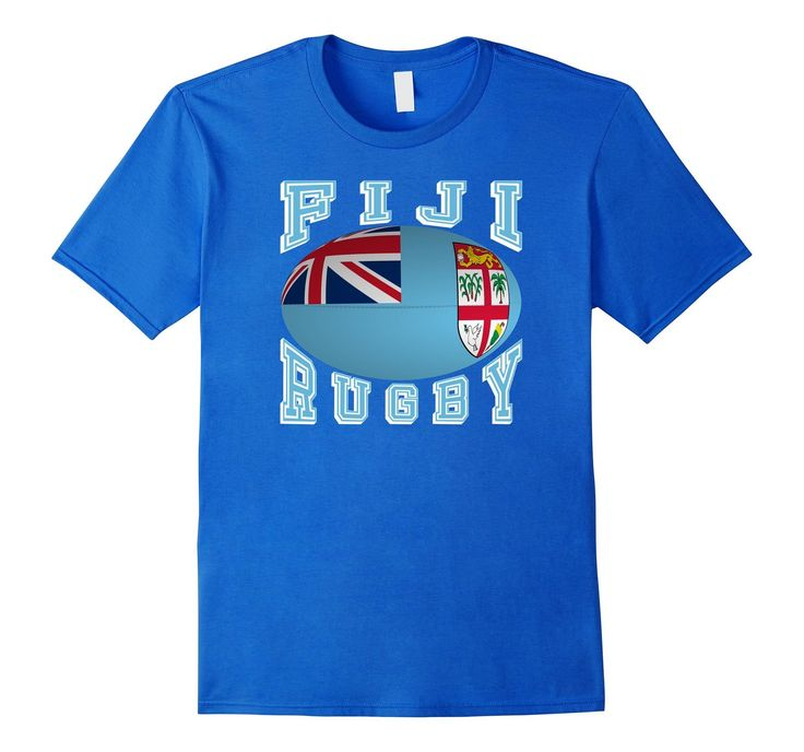 #Fiji #Rugby Ball #tshirt your #rugby7s team nation flag #rugbyshirts #tshirts #rugbyleague  http://amzn.to/2apNCHI
