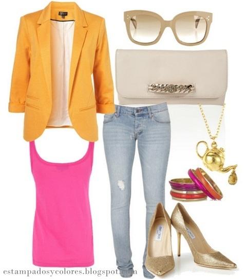 Blazer Naranja: Light Pink Blazers, Soo Fashion, Blazers Naranja, Soo Fresh
