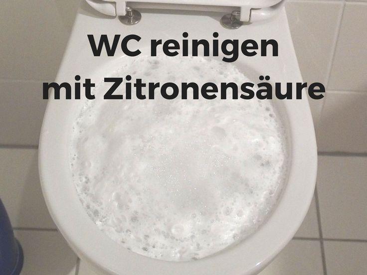 Wc Reinigen Mit Zitronensaure Katharina Katharina Mit