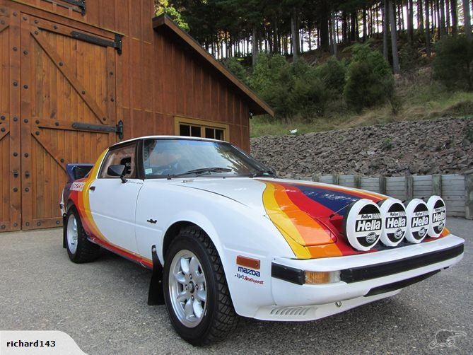 group b mazda rx7 rally car trade me cars pinterest rx7 rally car and mazda. Black Bedroom Furniture Sets. Home Design Ideas