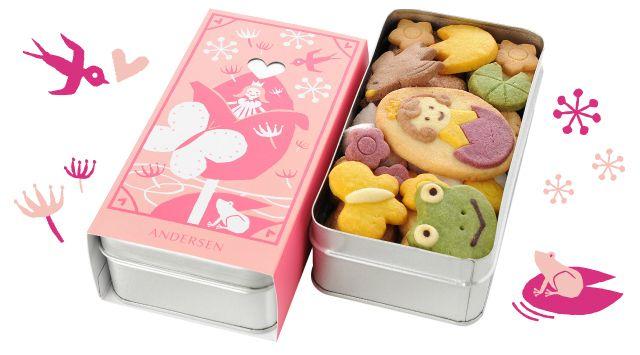童話クッキー