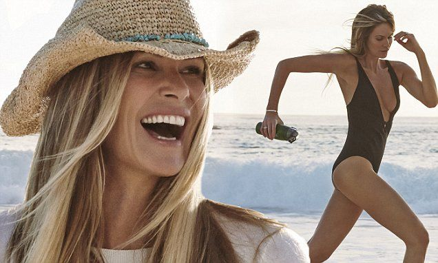The alkaline diet that could give you a body like Elle Macpherson   Daily Mail Online