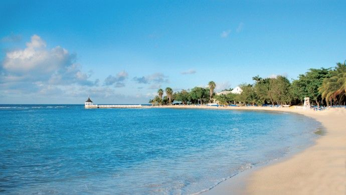 Half Moon: Near Montego Bay in Jamaica, the 400-acre Half Moon fronts a long sweep of sugary sand.