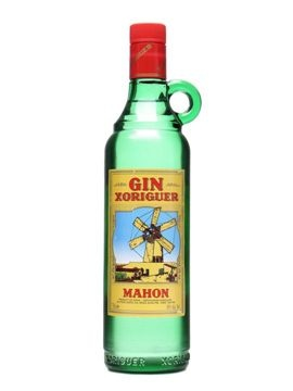Xoriguer Gin - our distinctive flagship bottle in green