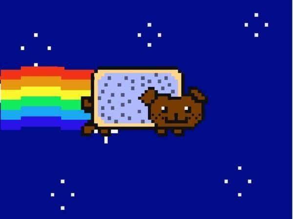 Nyan Cat Youtube Poop