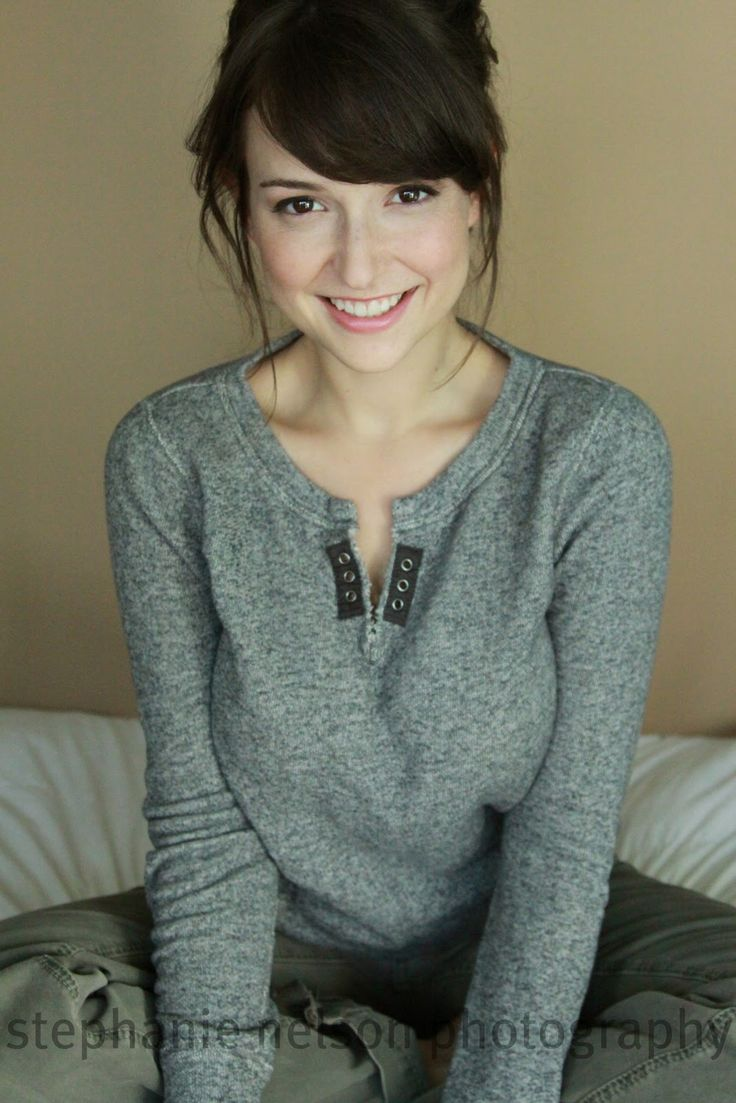 Milana Vayntrub. Beauty and comedic wit. A deadly combo for me. Very funny on Live Prude Girls on youtube.
