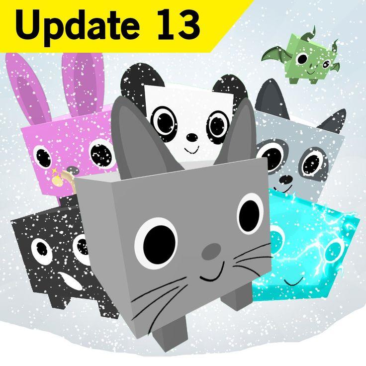 Snow! 🐾 Pet Simulator! in 2019 Games roblox, Games, Pets