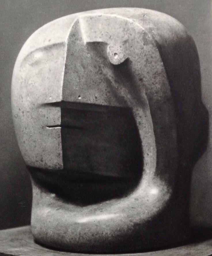 Henry Moore Head 1936