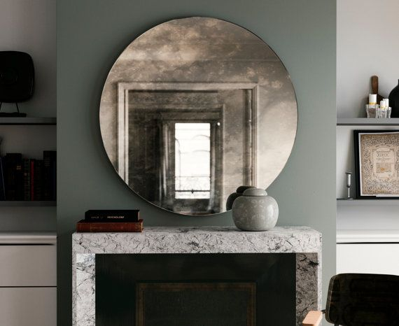 21 Best Bathroom Mirror Ideas To Reflect Your Style: 1000+ Ideas About Round Wall Mirror On Pinterest