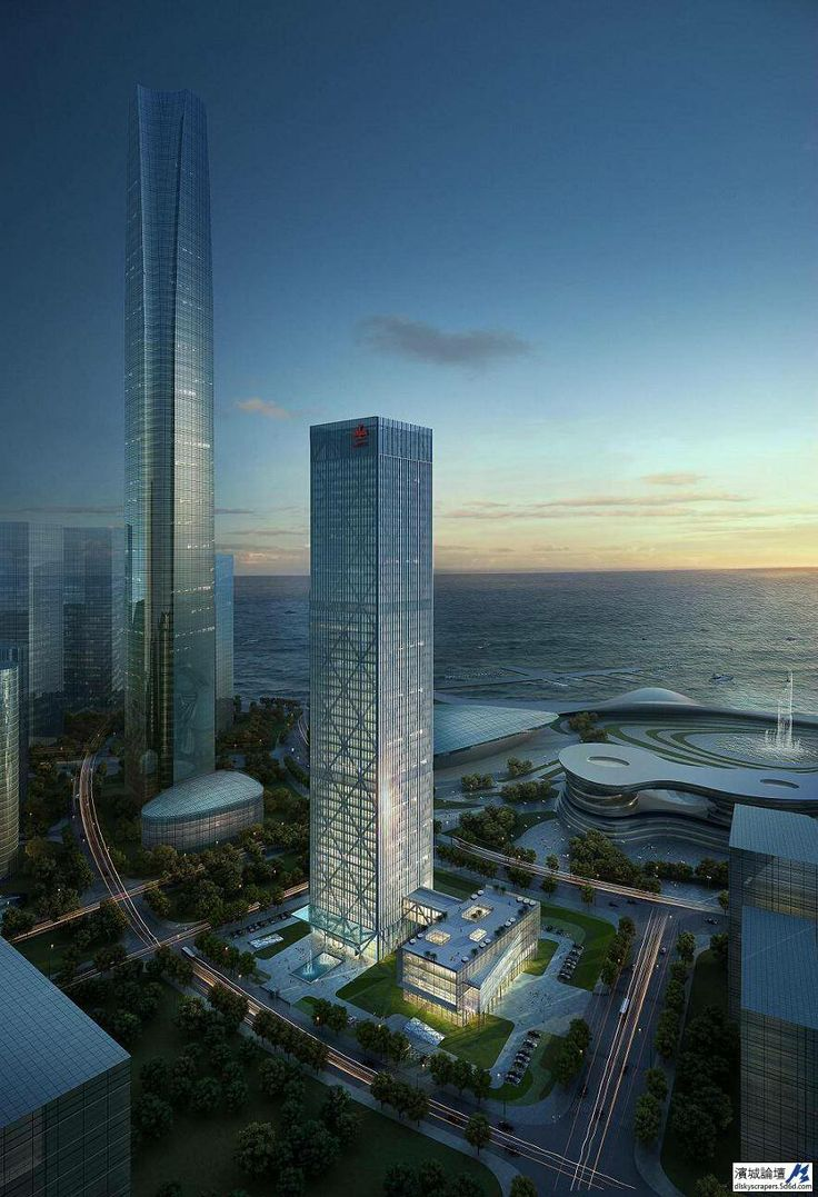 CHINA | Arquitectura y urbanismo SkyscraperCity