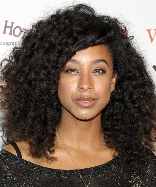 big curly hairstyles | Corinne Bailey Rae - Hairstyle