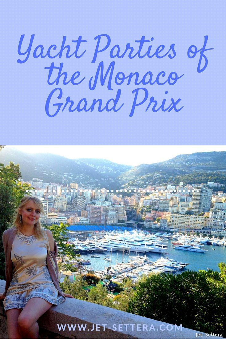 Read about the yacht parties of the Grand Prix Monaco in MOnte-Carlo. These are…