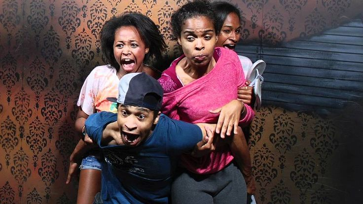 Haunted House Nightmares Fear Factory