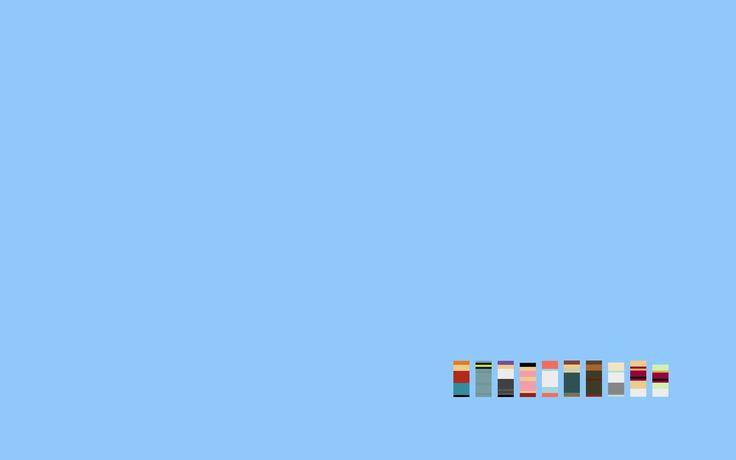 Futurama cartoons minimalistic simple background blue tv shows (2560x1600, cartoons, minimalistic, simple, blue, shows)  via www.allwallpaper.in
