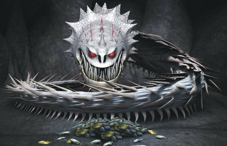 screaming death is a boulder class dragon first featured