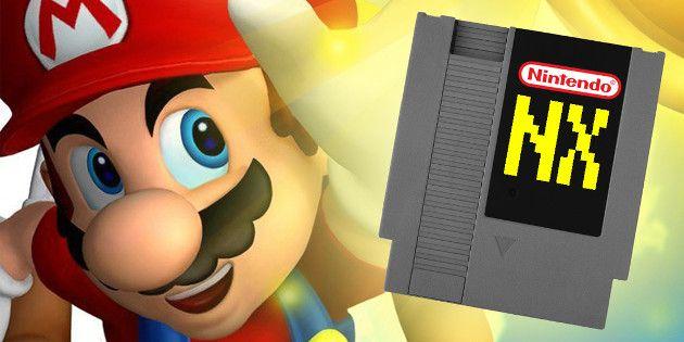 Nintendo NX dyskietka
