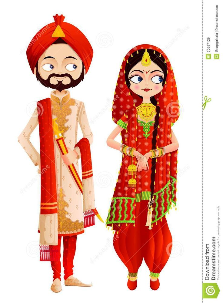 Sikh Wedding Couple - Download From Over 43 Million High Quality Stock Photos, Images, Vectors. Sign up for FREE today. Image: 30667129