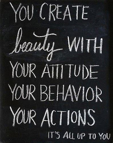Create your beauty...