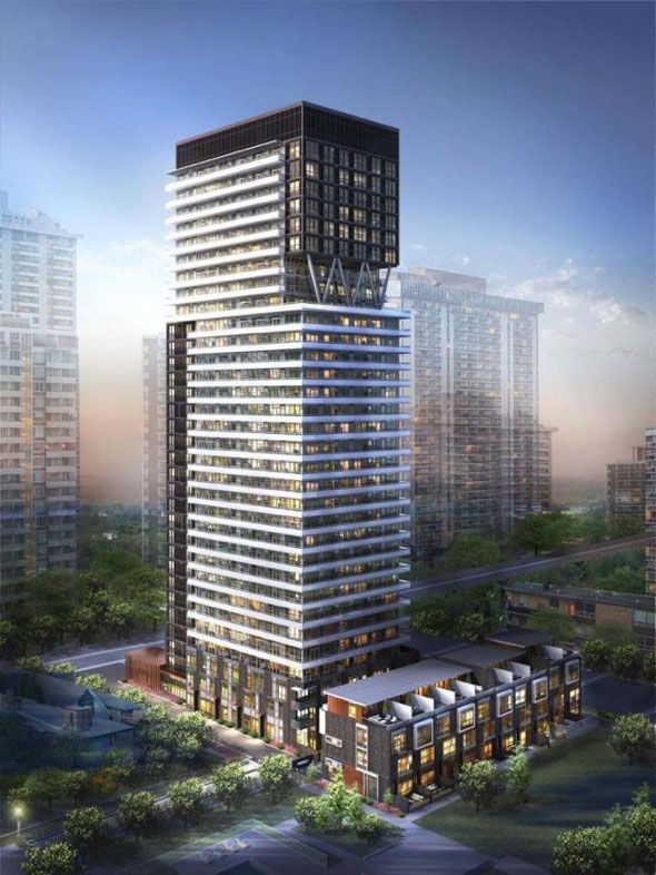 101 Erskine at Yonge and Eglinton