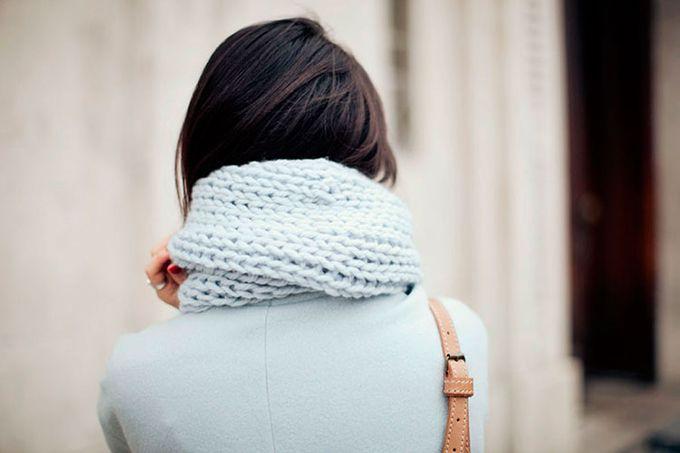Diy de lana para combatir el frío