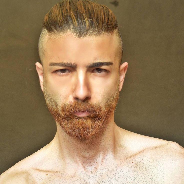 "217 Likes, 18 Comments - Amine sarieddine (@aminesdofficial) on Instagram: ""Face shot viking."" #beard #face #hot #hotmen #handsome #model #modeling #viking #hairstyle"
