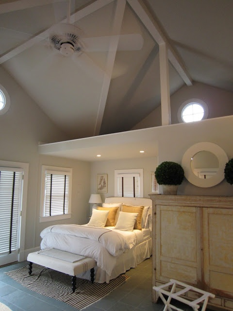His guest house in the Hamptons   Timothy Whealon  Garage BedroomLoft  272 best Garage into Living Space images on Pinterest  . Garage Bedroom. Home Design Ideas