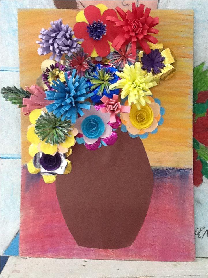 3rd grade art project