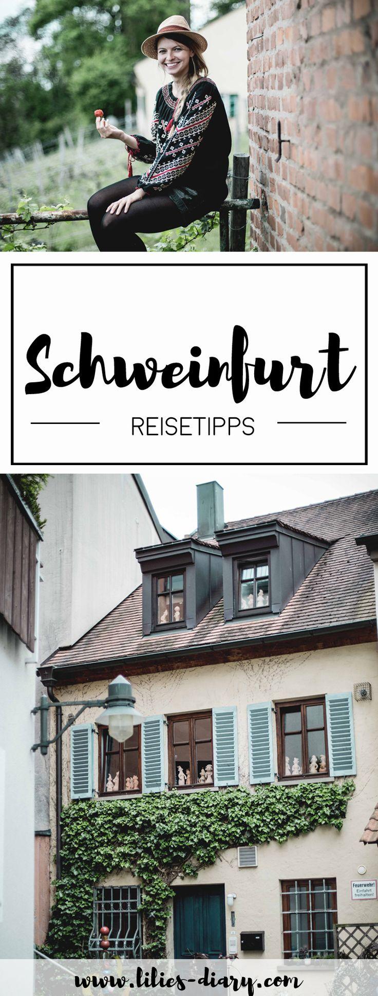 Ein Wochenendetrip nach Schweinfurt. Die besten Tipps für Museen und Sehenswürdigkeiten findet ihr auf lilies-diary.com.