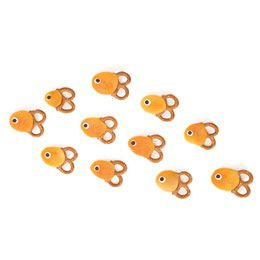 t won't take long to reel kids in for snack time with these sweet-and-salty goldfish