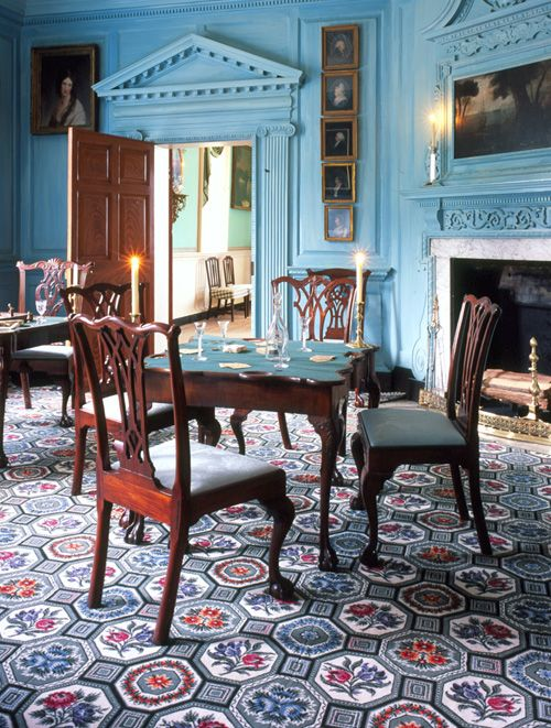 Room by Room | George Washington's Mount Vernon
