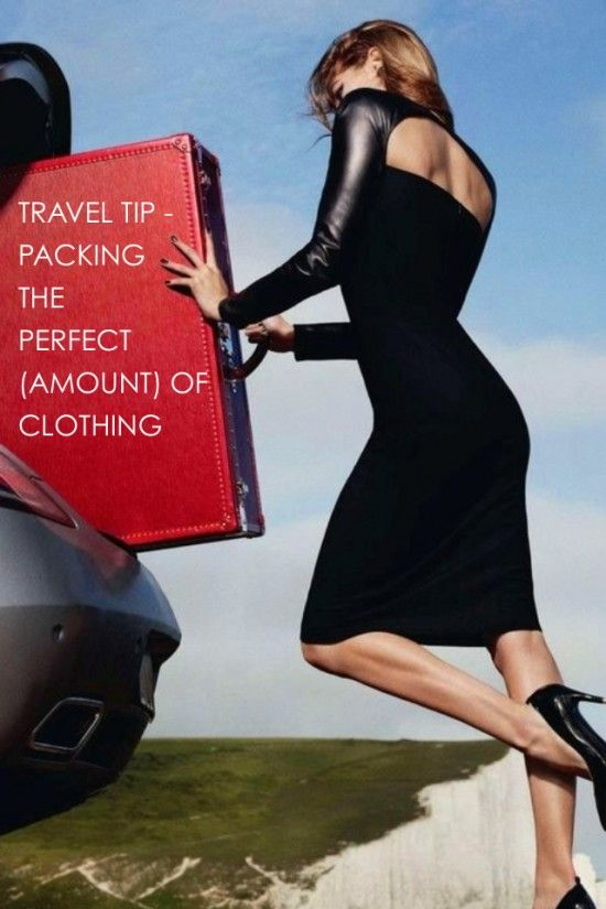 In time for winter travels, here are some travel  packing tips!