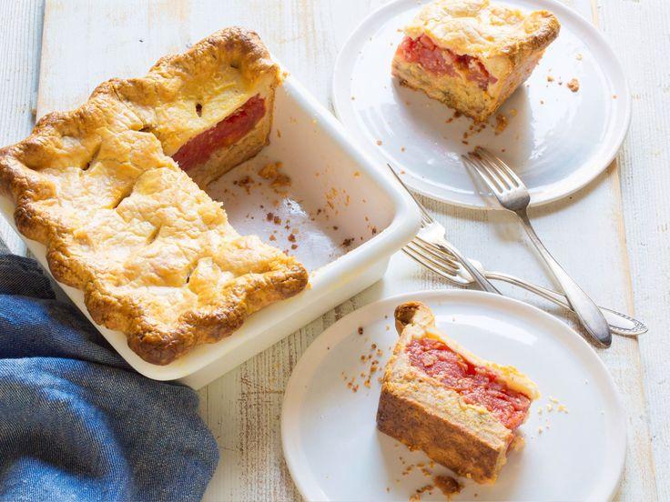 Summer Slab Pies Food Network Food network recipes