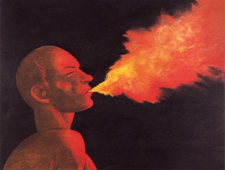 Milton Glaser and World Literature - 50 Watts