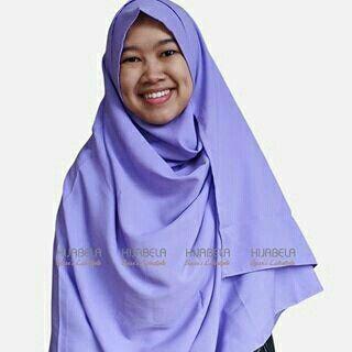 Pashmina instan syari hijabela