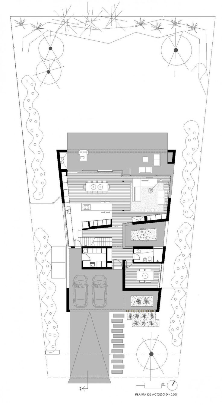 121 best 3 3 floor plans images on pinterest floor plans casa mc golf club by vismaracorsi arquitectos 17 house floorgolf clubsfloor plansground floordetached