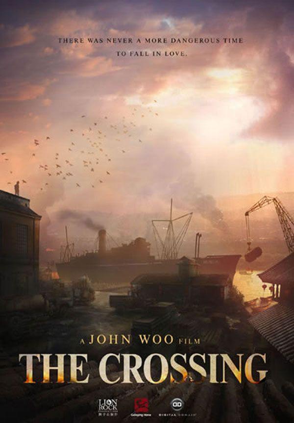 """The Crossing"" de John Woo ganha cartaz http://cinemabh.com/imagens/the-crossing-de-john-woo-ganha-cartaz"